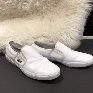Lacoste loafer sneakers